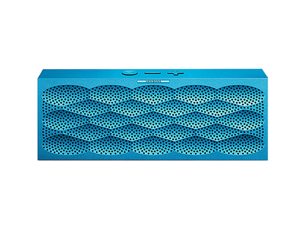 Aqua Scales Mini Jambox by Jawbone, Holiday Gadget Gift Guide