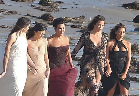Kylie Jenner, Kendall Jenner, Kris Jenner, Khloe Kardashian, Kim Kardashian