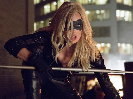 Arrow, Caity Lotz