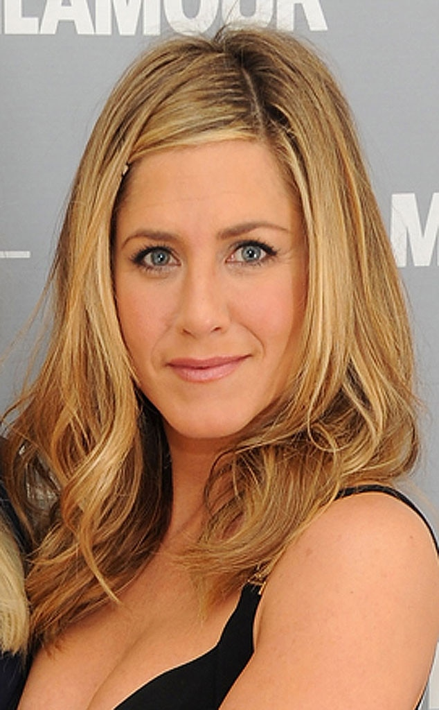 2011 from Jennifer Aniston's Hair Through the Years | E! News Jennifer Aniston