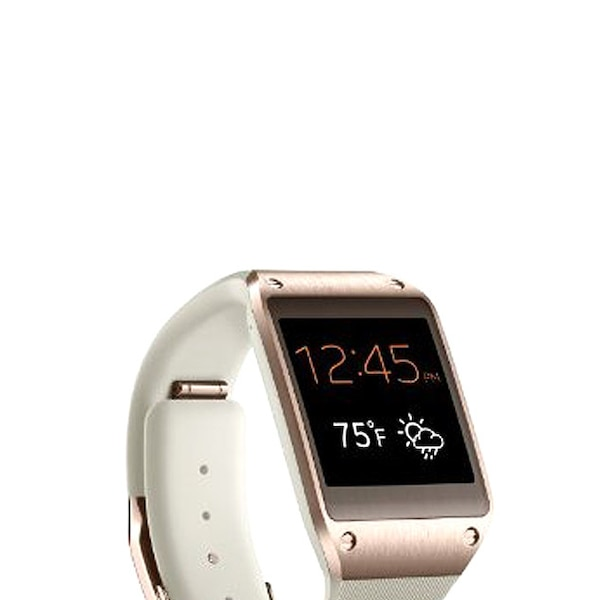 Samsung Galaxy Gear Smartwatch In Rose Gold From Gifts For