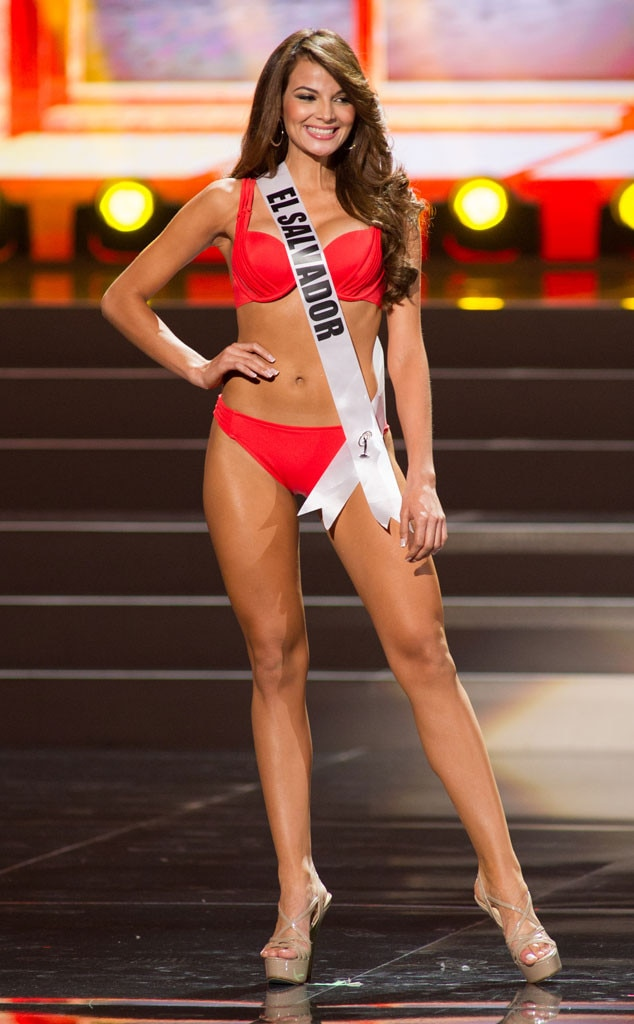 Miss El Salvador, Miss Universe, Bikini