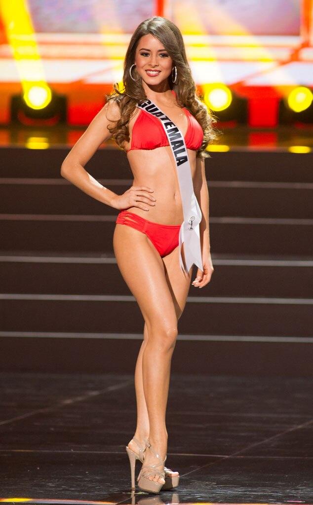 Miss Guatemala, Miss Universe, Bikini