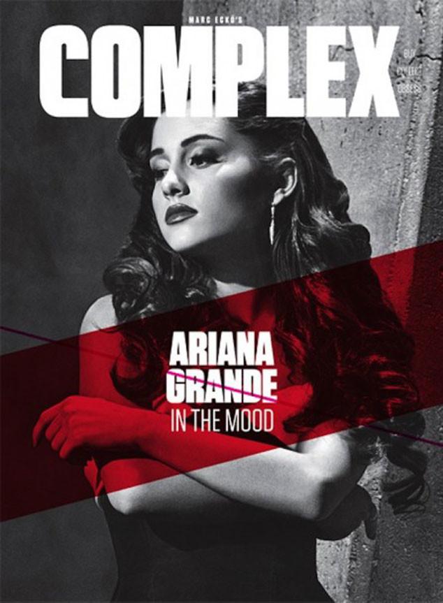 Complex Magazine, Ariana Grande