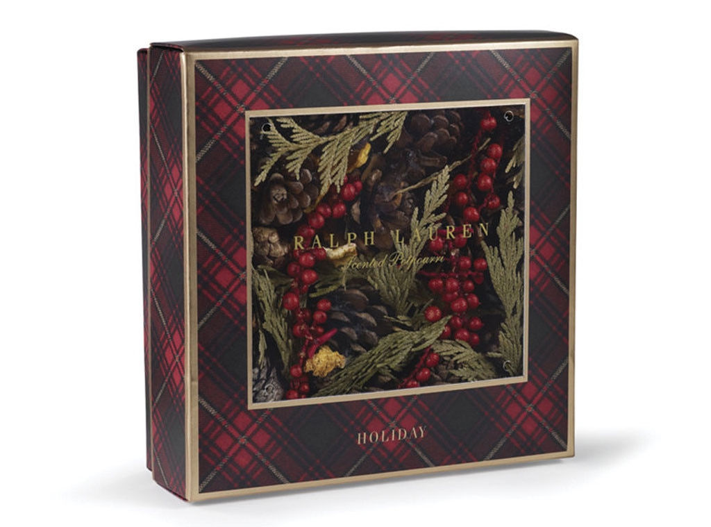 Hostess Gift Guide, Ralph Lauren Holiday Potpourri
