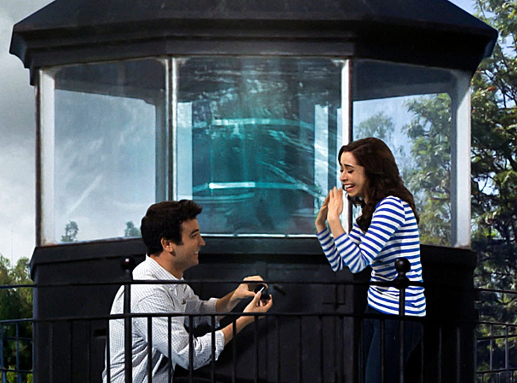 HOW I MET YOUR MOTHER, Proposal