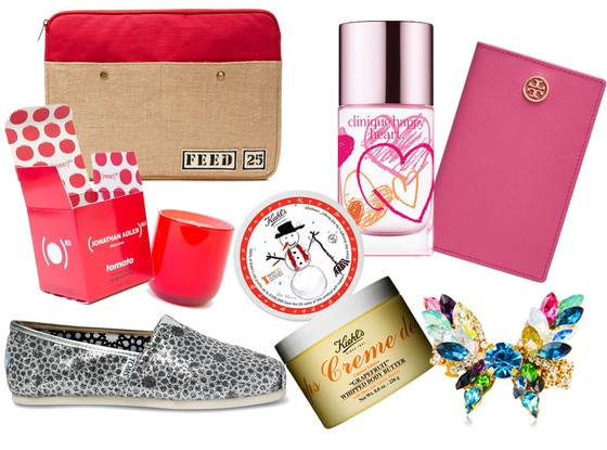 Holiday Charity Gift Guide, Collage