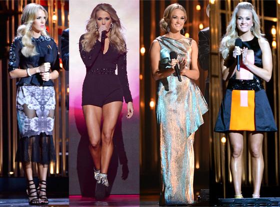 Carrie Underwood, CMA Awards