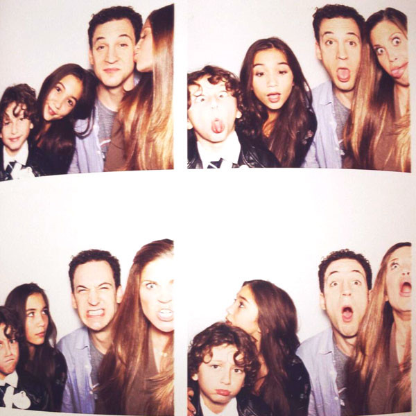 Girl Meets World Photo Booth