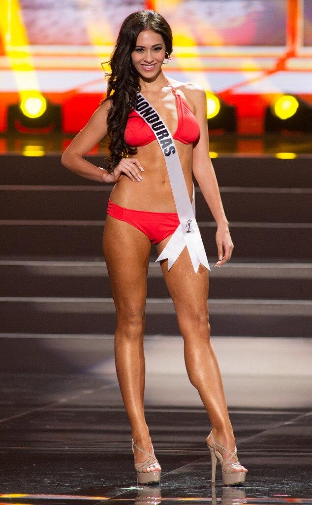 Miss Honduras, Miss Universe, Bikini