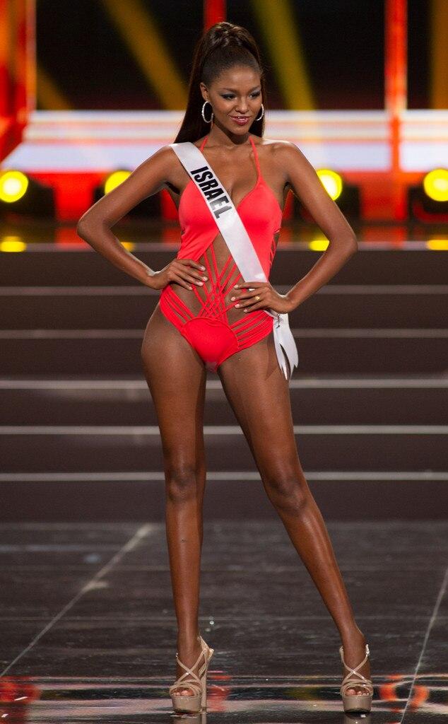 Miss Isreal, Miss Universe, Bikini
