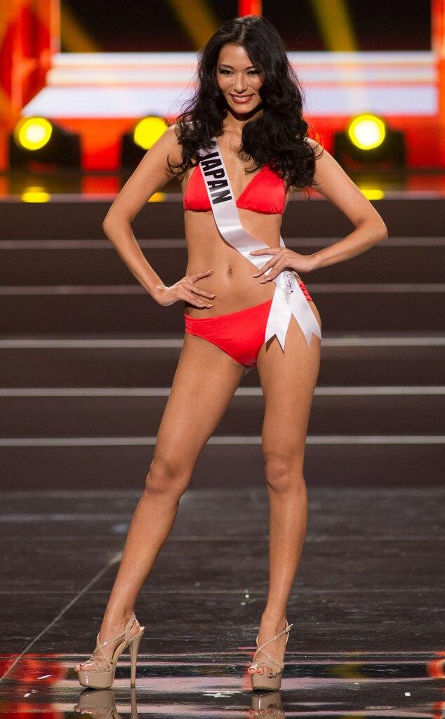 Miss Japan, Miss Universe, Bikini