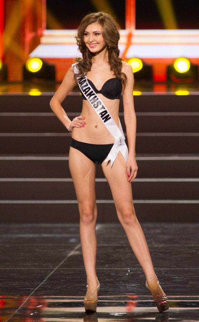 Miss Kazakhstan, Miss Universe, Bikini