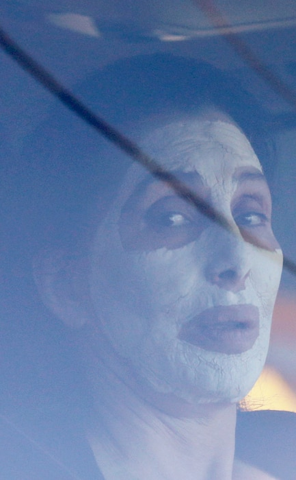 Cher, Facemask