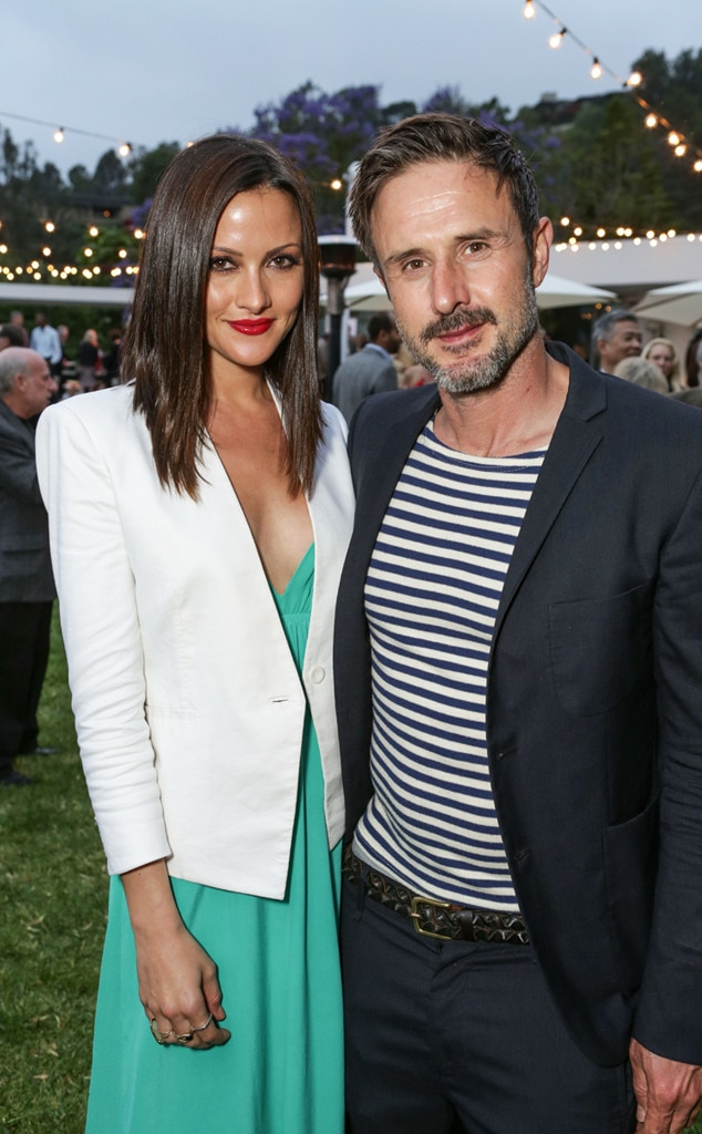 Christina McLarty, David Arquette