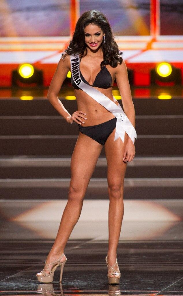 Miss Panama, Miss Universe, Bikini