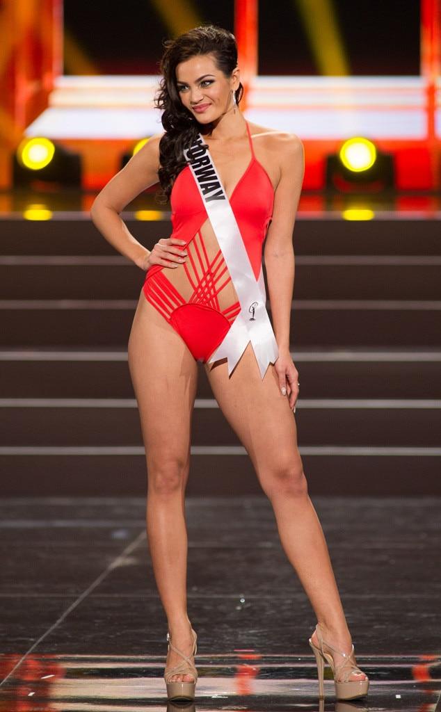 Miss Norway, Miss Universe, Bikini