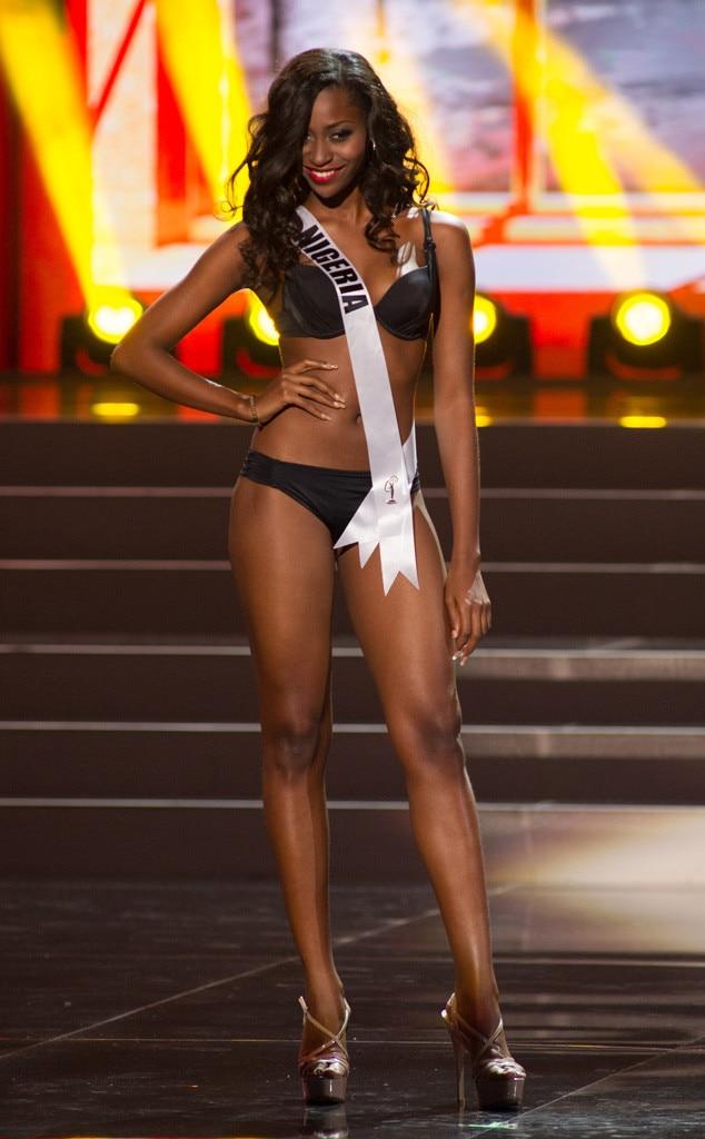 Miss Nigeria, Miss Universe, Bikini