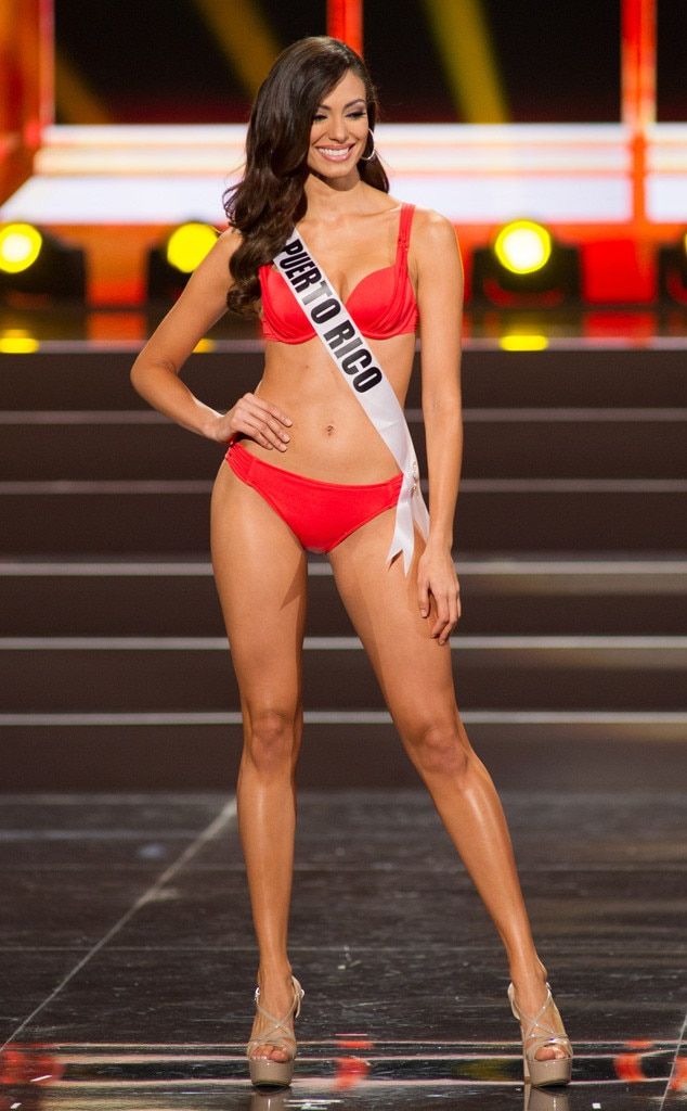 Miss Puerto Rico, Miss Universe, Bikini