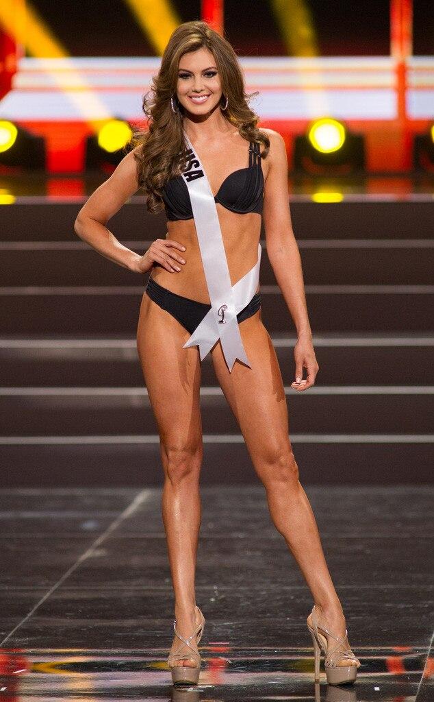 Miss USA, Miss Universe, Erin Brady, Bikini