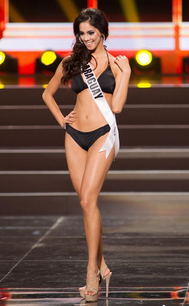 Miss Paraguay, Miss Universe, Bikini