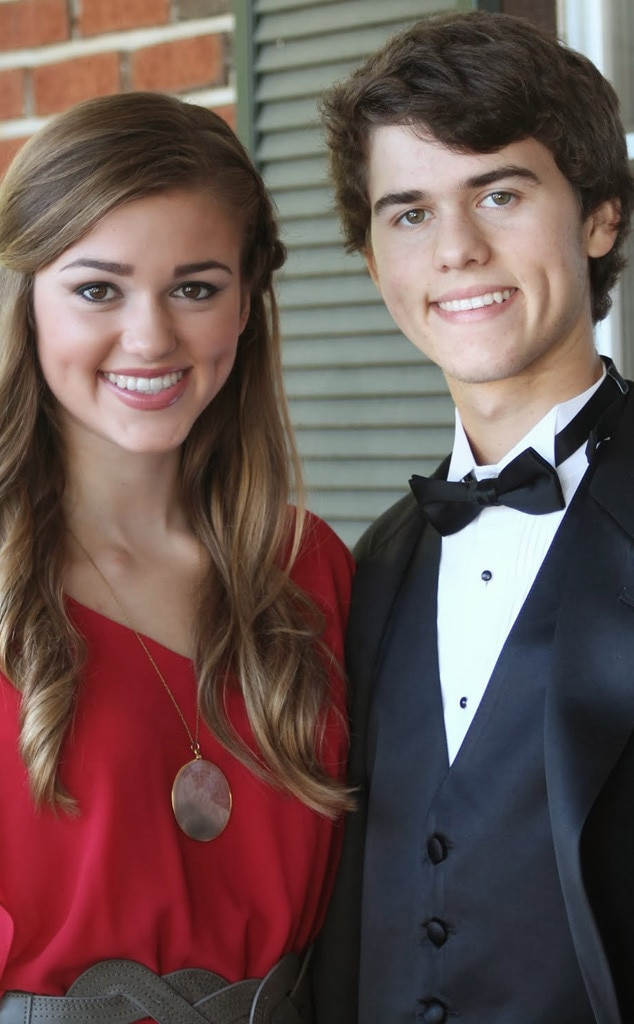 Duck Dynasty Family Tree >> Duck Dynasty's Sadie & John Luke Robertson Charm in High School Homecoming Court: See the Pics ...
