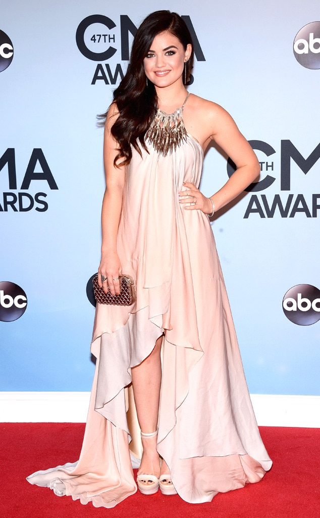 Lucy Hale, CMA Awards