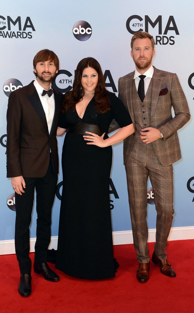 Lady Antebellum, CMA Awards