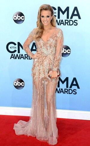 Carrie Underwood, CMA Style, 2013