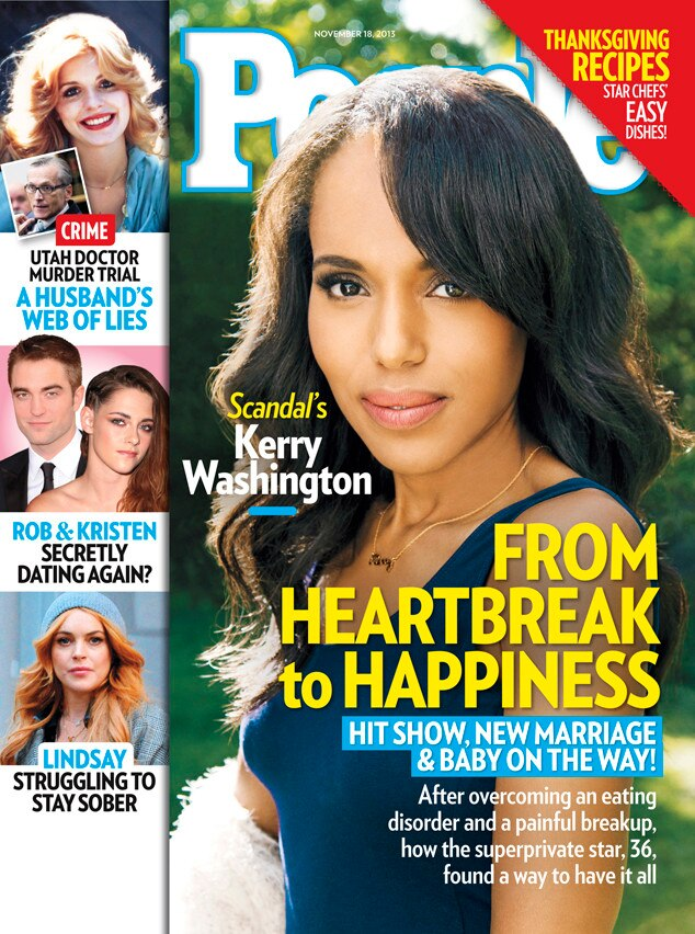 Kerry Washington, People Magazine