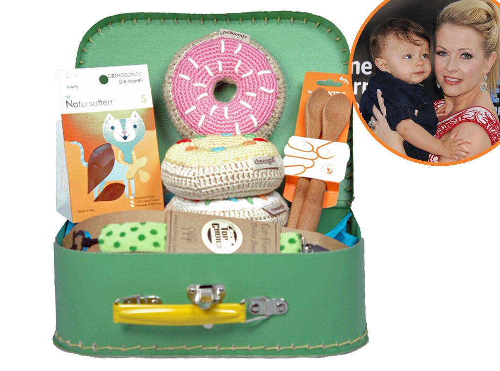 Romp Little Foodie Basket, Tucker Joan Hart, Star-Wothy Kids Gifts