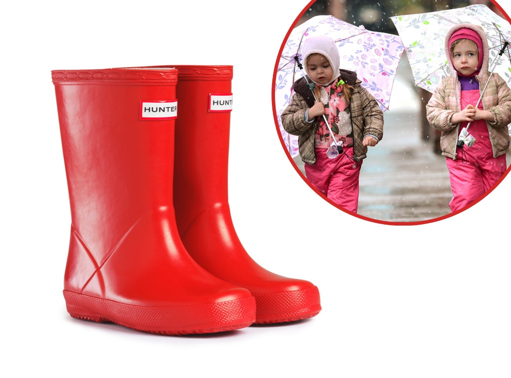 Hunter Kids First Red Boots, Marion Broderick, Tabitha Broderick, Star-Wothy Kids Gifts