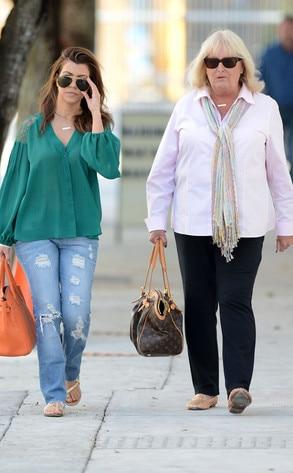 Kourtney Kardashian, Bonnie Disick