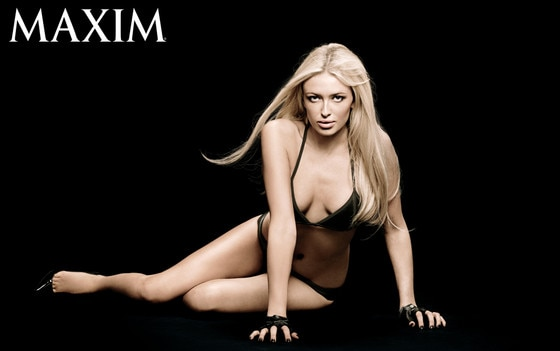 Paulina Gretzky, Maxim Magazine