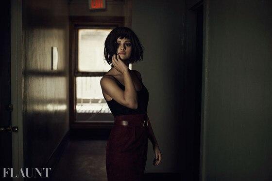 Selena Gomez, Flaunt Magazine