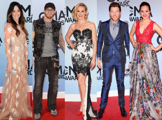 Hayley Orrantia, Brantley Gilbert, Brett Eldridge,  Laura Bell Bundy, Kacey Musgraves