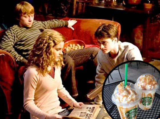 Harry Potter, Butterbeer