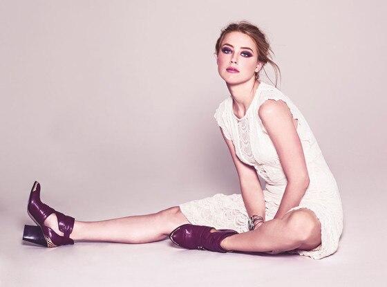 Amber Heard, Company Magazine