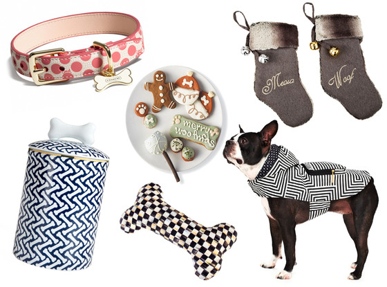 Holiday Pet Gift Guide, Collage
