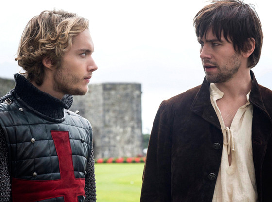 Reign, Toby Regbo, Torrance Coombs
