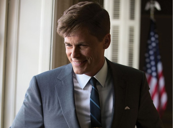 Killing Kennedy, Rob Lowe