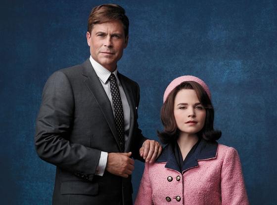 Killing Kennedy, Rob Lowe, Ginnifer Goodwin