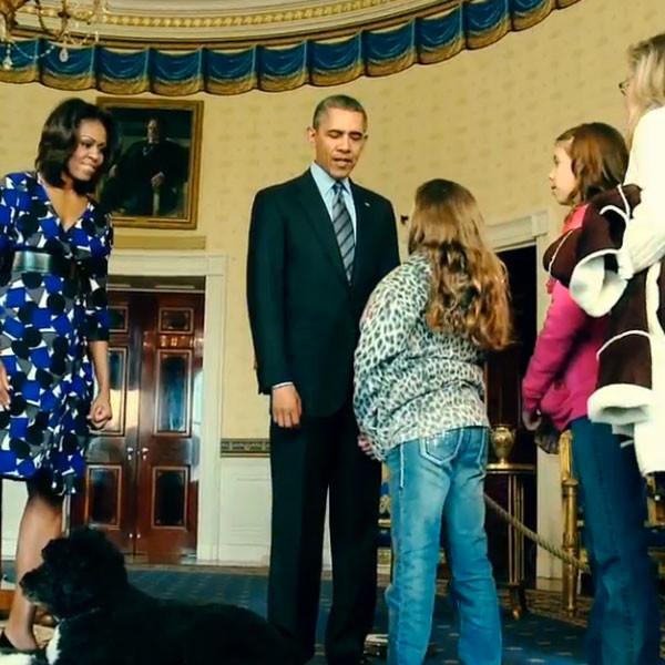 Obama, Michelle Obama