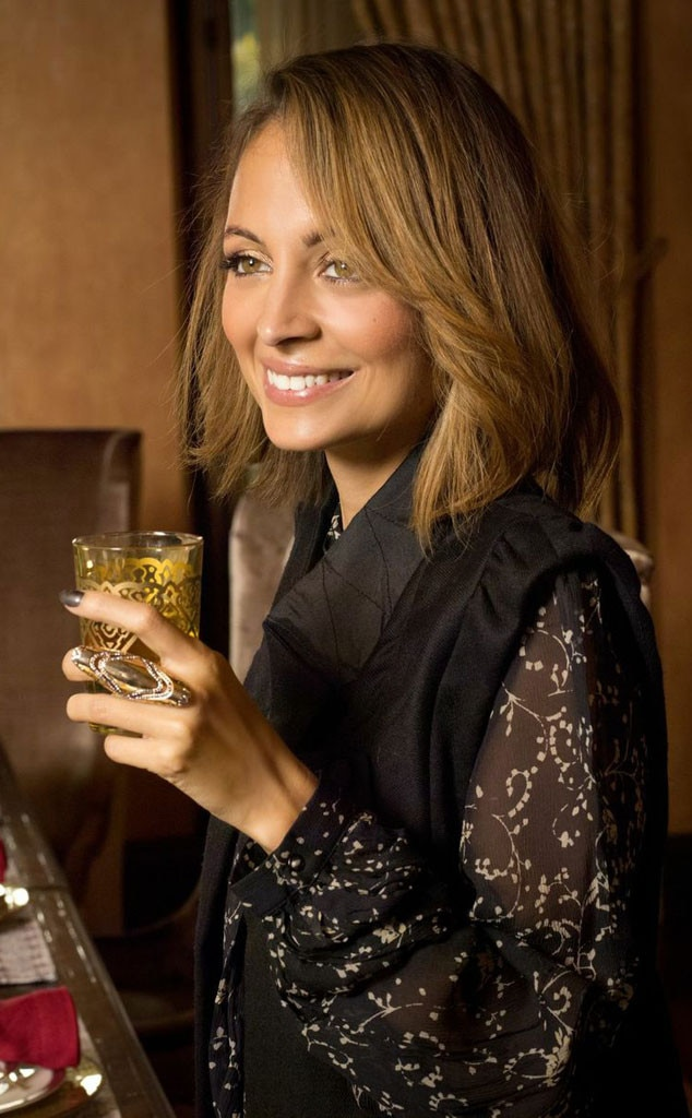 Nicole Richie, Joss & Main Holiday Collection
