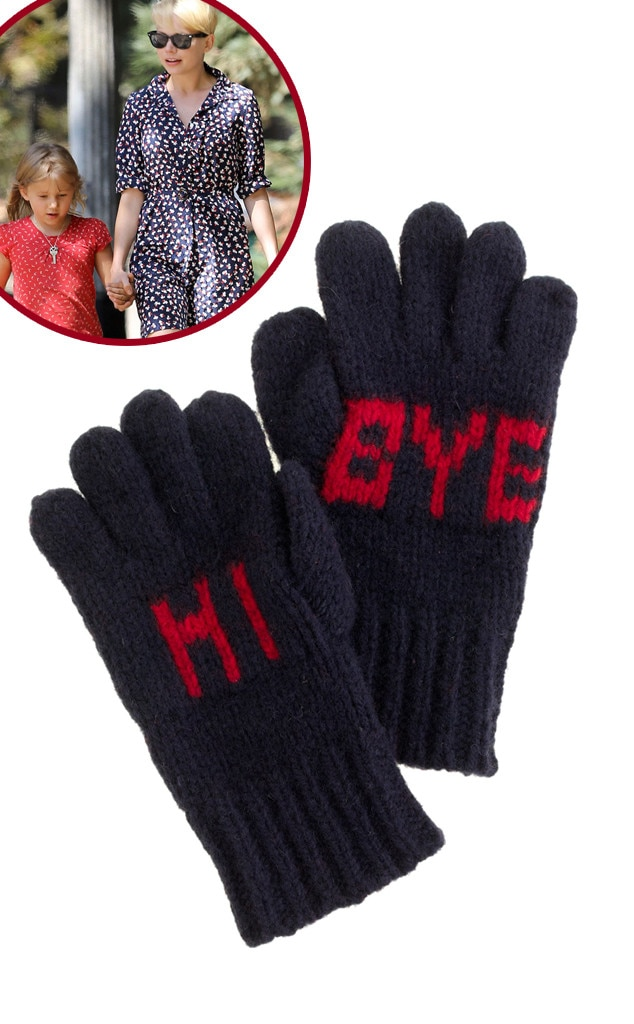 Crewcuts Hi/Bye Gloves, Matilda Ledger, Star-Wothy Kids Gifts