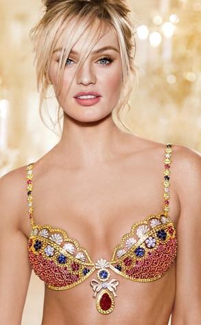 Candice Swanepoel, Victoria Secret Fantasy Bra 2013