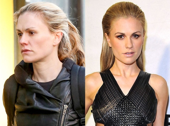 Anna Paquin, Stars Without Makeup