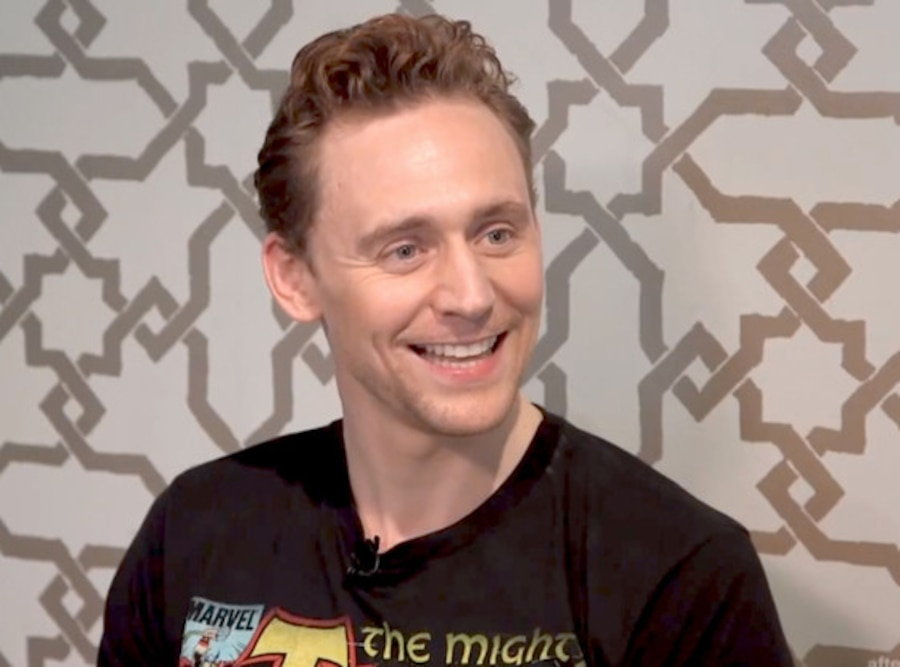 Tom Hiddleston, Slumber Party