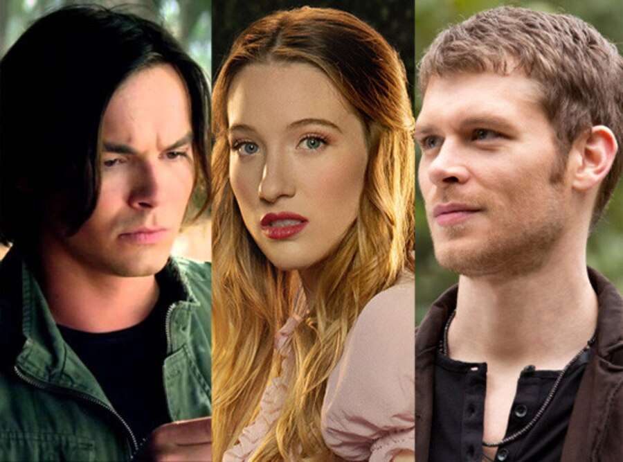 Tyler Blackburn, Ravenswood, Sophie Lowe,Once Upon a Time in Wonderland, Joseph Morgan, The Originals