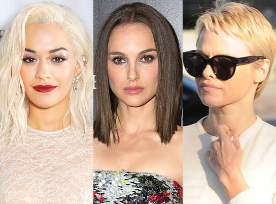 Rita Ora, Natalie Portman, Pamela Anderson